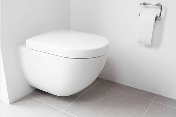 vvs næstved badeværelse væghængt toilet